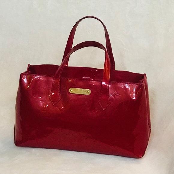 Louis Vuitton Handbags - ✳️SOLD✳️ LOUIS VUITTON Wilshire PM Pomme d'amour